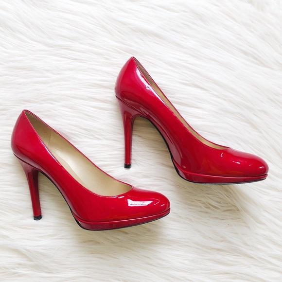 86f8806ec9 Stuart Weitzman Red Patent Leather Pumps. M_5ac8ff456bf5a68a6a55984c